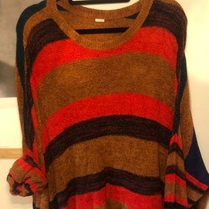 Cozy Free People Sweater M